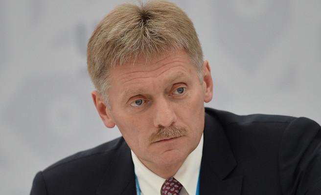 Песков: официальной информации об отмене встречи Путина и Олланда нет