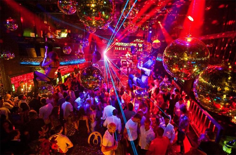 новые ночные клубы в москве