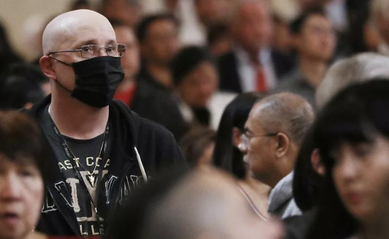 CDC США: более 70 процентов заразившихся COVID-19 носили маски