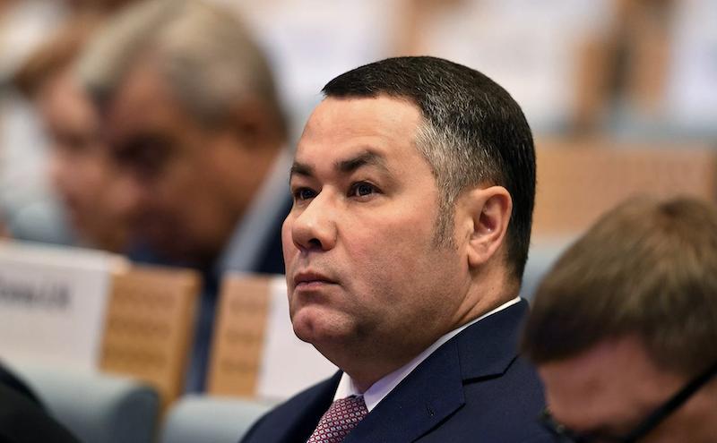 Губернатор Тверской области поручил за сутки создать в регионе Министерство культуры