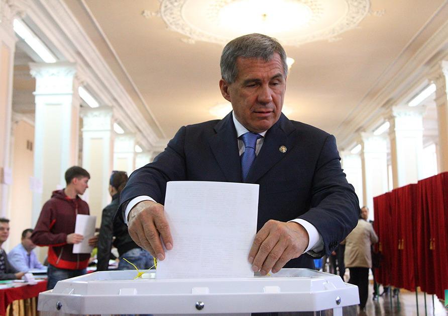 Выборы в Татарстане рискуют превратиться в «референдум по доверию» Минниханову