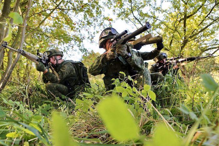 Проведение военного поиска
