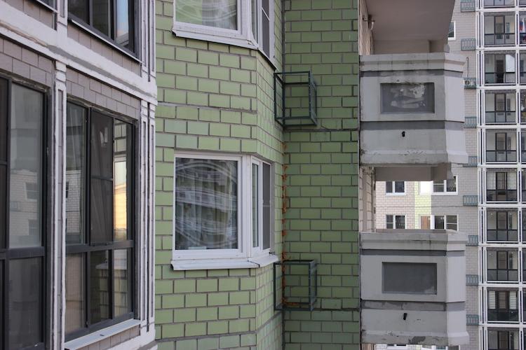 Дом, расположенный на улице Дмитрия Ульянова, 27 поставили на кадастровый учет по программе реновации